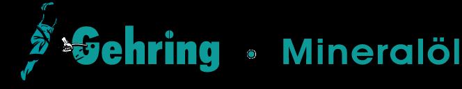 Gehring Mineralöl